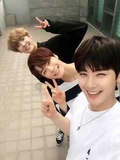 ASTRO // Eunwoo, Moonbin & Sanha