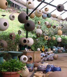 PAULA UNGER | Casa de pássaros