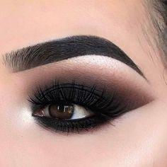 Trendy Makeup Eyeshadow Tutorial Step By Step Natural Eye Shadows Dark Eye Makeup, Dark Eyeshadow, Eye Makeup Steps, Bronze Makeup, Makeup For Green Eyes, Natural Eye Makeup, Makeup Eyeshadow, Makeup Tips, Makeup Glowy
