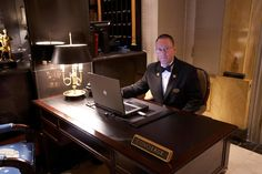 The Lowell - The Lowell hotel lavishes guests with truly personalized service and attention to detail. Hotel Staff, Ace Hotel, Bryant Park Hotel, Luxe Boutique, Boutique Hotels, The Lowell, Carlton Hotel, Website Features, Concierge