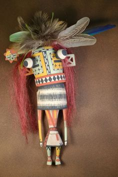 "Hillilli by Ferris ""Spike"" Satala (Winter Sun Trading Co, Flagstaff, AZ)"