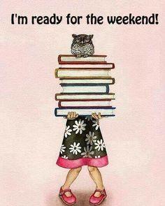 a little weekend reading
