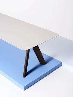 Basalt dining table - alton&heim Dining Table, Furniture, Design, Home Decor, Asylum, Decoration Home, Room Decor, Dinner Table