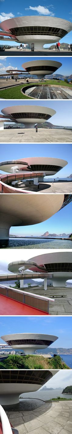 ~The Art of Rio: MAC - Museu de Arte Contemporânea - Rio | House of Beccaria# SER move to rio only!