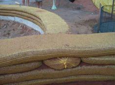 Hiperadobe: Construcción con bolsas de tierra. - Bajatec Manuales: Soluciones caseras sostenibles.