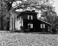 Allenbrook.  Kerr Studios-Atlanta History Center Collection.  1953.