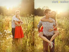 engagement picture poses