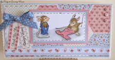 House-Mouse & Friends Monday Challenge: We are Paper Piecing Challenge HMFMC178