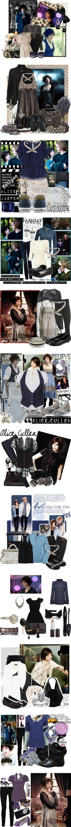 """Alice Cullen"" by minaelle on Polyvore"
