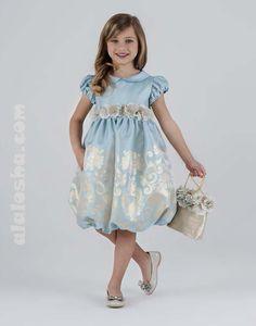 ALALOSHA: VOGUE ENFANTS: #LESY Children's Holiday Dressing