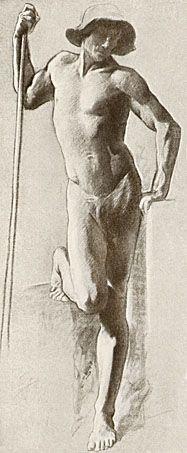 Edwin Austin Abbey, Golden Age Illustrator