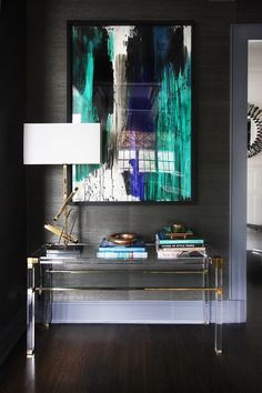 A Design Lifestyle - Jacqueline Palmer: A Touch of Acrylic