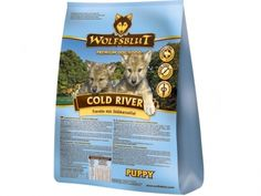 #Wolfsblut Cold River Puppy #Hundefutter mit Forelle