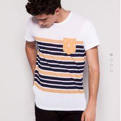 #Pull&Bear pocket T-shirt Summer Collection