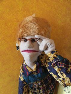 Arlene by PJs Puppets