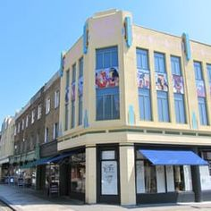 Photo of Alfies Antique Market - London, United Kingdom. Alfies Antique Market, four floors of antiques and design.