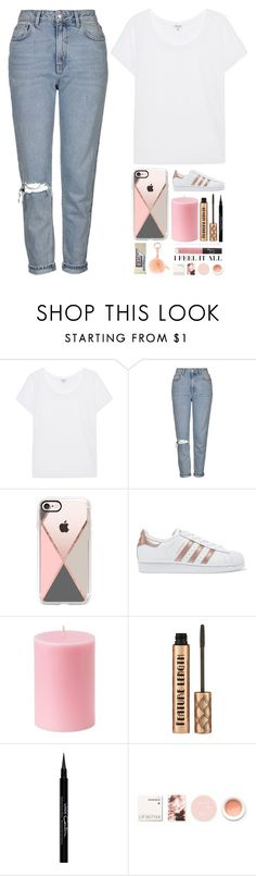 """""""*i feel it all*"""" by itsfashioninfinity on Polyvore featuring Splendid, Topshop, Casetify, adidas Originals, Givenchy, Korres and NARS Cosmetics"""