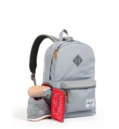 Herschel Supply Co. x New Balance Heritage NB backpack Fall 2013
