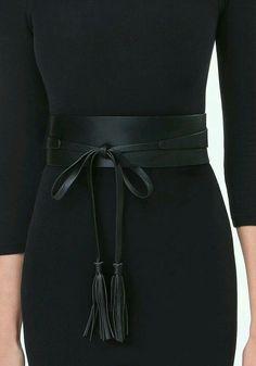 Leather Obi Belt at bebe Women's Belts - - . - Tassel Leather Obi Belt at bebe women's belts – – -Tassel Leather Obi Belt at bebe Women's Belts - - . - Tassel Leather Obi Belt at bebe women's belts – – - Milan Fashion Weeks, London Fashion, Runway Fashion, Womens Fashion, Cinto Obi, Fashion Belts, Fashion Outfits, Fashionable Outfits, Style Fashion