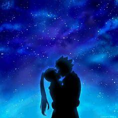 Nalu - kiss under the stars