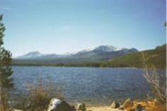 BIG CREEK LAKES Routt County, CO
