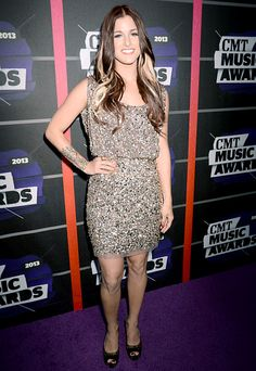CMT Music Awards 2013: Cassadee Pope