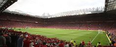 10. Play on Old Trafford Field