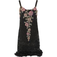 One Vintage Harley dress (66 750 UAH) ❤ liked on Polyvore featuring dresses, black, one vintage, vestidos, silk floral dress, vintage cocktail dress, floral dress, low back dress and vintage silk dress