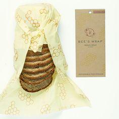 Bees wrap til Brød
