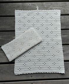 Crochet Towel, Crochet Potholders, Knit Crochet, Baby Barn, Fillet Crochet, Crochet Blanket Patterns, Crochet Fashion, Diy And Crafts, Stitch