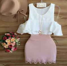 woh call karegi save kiya haa I know lakin Tumblr Outfits, Chic Outfits, Spring Outfits, Look Fashion, Girl Fashion, Womens Fashion, Fashion Trends, Really Cute Outfits, Beautiful Outfits