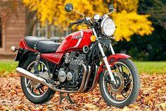 Yamaha XJ 650 ma première moto Irremplaçable indémodable inusable.