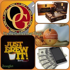 Be part of the Coffee that pays. Interested??? MSG me today.  #dreamBig #coffeemillionaires #lovemyOGbiz #workingmom