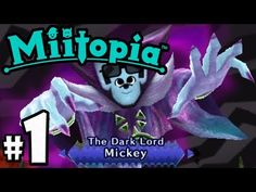 http://minecraftstream.com/minecraft-gameplay/miitopia-part-1-nintendo-3ds-demo-gameplay-walkthrough-tomodachi-quest-rpg-dark-lord-mickey/ - Miitopia PART 1 - Nintendo 3DS Demo Gameplay Walkthrough - Tomodachi Quest RPG - Dark Lord Mickey Welcome to PART 1 of my Miitopia gameplay walkthrough on Nintendo 3DS! Made by the team that brought us Tomodachi Life & Mittomo, this new RPG title in the series adds some (IMO) much-needed gameplay & story to enhance the wonder