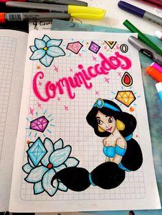 Page Borders Design, Border Design, Diary Decoration, Notebook Art, 3rd Grade Art, Disney Phone Wallpaper, Bullet Journal Writing, Borders For Paper, Black Girl Art