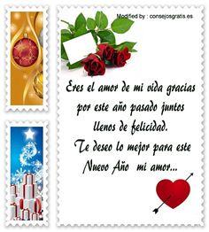 Mejores 67 Imagenes De Mensajes Ano Nuevo Para Mi Amor En Pinterest