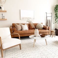Small Space Living Room, Living Room Update, Simple Living Room, Living Room Modern, Living Room Designs, Living Room Decor, Interior Modern, Interior Design, Inexpensive Home Decor