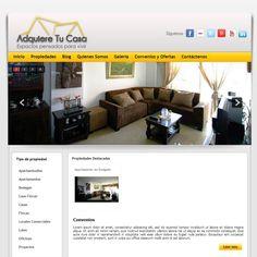 Proyecto: Adquiere tu Casa  URL: www.adquieretucasa.com