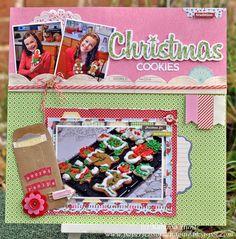 Christmas Cookies-Jillibean Guest Design - Scrapbook.com