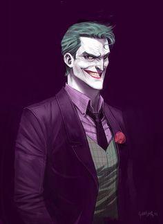 Joker by Dan Mora