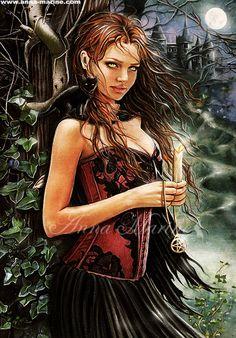 Where Witches Rise by Anna-Marine.deviantart.com on @deviantART