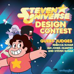 "PR: Cartoon Network Enterprises & WeLoveFine Launch ""Steven Universe"" Design Contest - Toon Zone News"
