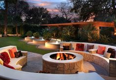 Relax by the fire at our hotel. Our beautiful outdoor patio area is the perfect place to relax on those cool Texas evenings.