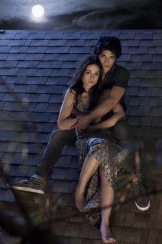 Allison and scott Teen Wolf
