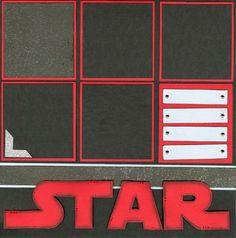 Star Wars Darth layout page 1