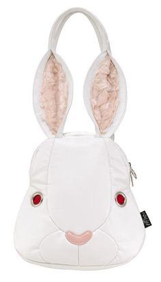 Morn Creations- Rabbit Bag