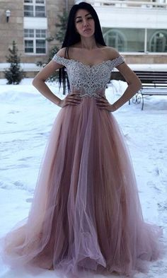 4982223c5e1c7 47 Desirable off shoulder prom dress images in 2019