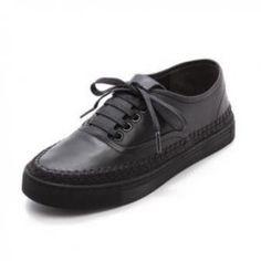 Alexander Wang - Low Sneakers Jess Black - $197.50 (50% off)