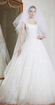 #Zuhair Murad Bride 2015