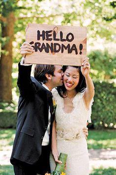 relatives wedding sign absent brides of adelaide magazine
